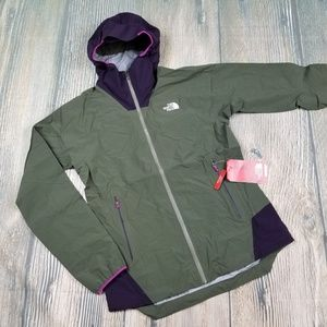 New THE NORTH FACE waterproof windproof jacket